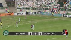 O Palmeiras bateu o Santa Cruz neste sábado, 18 de junho, pelo Campeonato Brasileiro, 3 a 1.