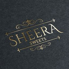 Create a luxury logo for a high end Middle Eastern confectionary concept! by anatoliytovarnytskyy