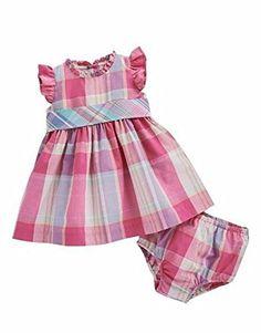 Chaps Pink Multicolor Plaid Poplin Spring Dress for Baby Girls - 24 Months Chaps http://www.amazon.com/dp/B00J88RUCQ/ref=cm_sw_r_pi_dp_hyUOvb1EBT9VV