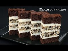 Baking Recipes, Cake Recipes, Russian Cakes, Muffins, Food And Drink, Cupcakes, Ethnic Recipes, Tasty Food Recipes, Cake