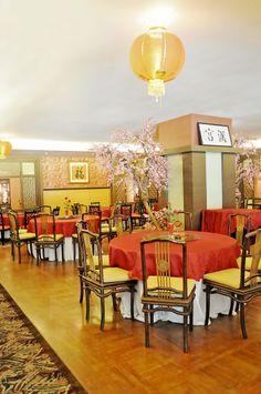 Noble Court 2nd Floor at Gumaya Tower Hotel #deco #decoration #chinese #restaurant #hotel #travel Semarang, Chinese Restaurant, 2nd Floor, Tower, Flooring, Decoration, Travel, Decor, Rook