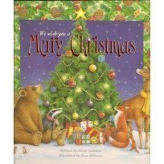 We Wish You a Merry Christmas by Merle Solomon http://smile.amazon.com/dp/068160977X/ref=cm_sw_r_pi_dp_ziAfvb0EG8YS4