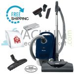 Miele Compact C2 Electro+ Plus Canister Vacuum CleanerFrom Vacuum Cleaner Market