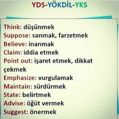 English Time, English Words, Learn English, English Language, Vocabulary Journal, Turkish Lessons, Learn Turkish Language, Married With Children, Adverbs