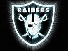 Ruben Miramontes uploaded this image to 'Raiders photos'. See the album on Photobucket. Oakland Raiders Logo, Raiders Flag, Oakland Raiders Images, Raiders Baby, Pro Football Teams, Flag Football, Football Gif, American Football League, National Football League