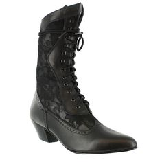 Oak Tree Farms Women's Cathedral Wedding Boots