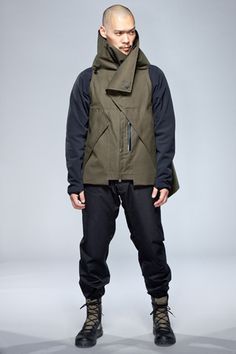 Acronym 2012 Fall/Winter Collection | Hypebeast