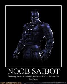 mortal kombat noob saibot