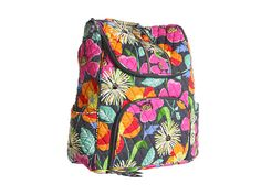 Snap Review: Double Zip Vera Bradley Diaper Bag/Backpack