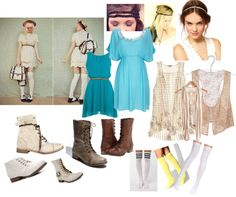 """Alice in Wonderland"" by lindsey-dipietro on Polyvore"