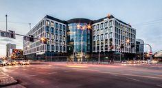 Wrocław: Aquarius Business House by Maciek Lulko, via Flickr