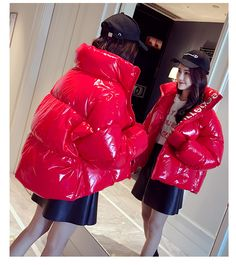 36020180419133136453_______ Down Suit, Pvc Raincoat, Puffy Jacket, Canada Goose Jackets, Cool Girl, Jackets For Women, Winter Jackets, Poses, Brolita