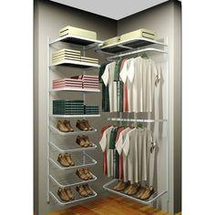 Closet Aramado Em L Cll11 - 1,20m X 1,00m - Americanas.com