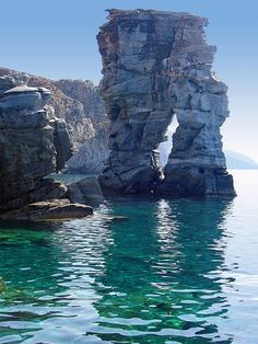 Paros, Greece - I used Paros in my upcoming book.