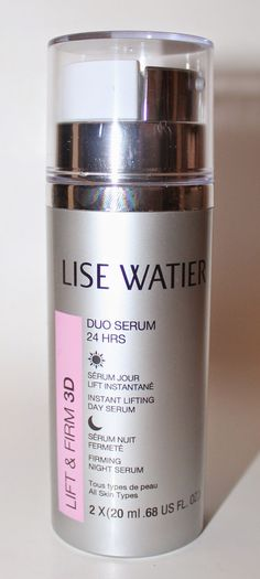 Lise Watier Duo Serum - Lift & Firm 3D - 2 ml BN - $ 3 shipped