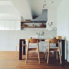 n_____ieさんの、SoundLink Mini II,IKEA,北欧,グリーン,花のある暮らし,モルタル,観葉植物,アンキャシェット,ケメックス,リノベーション,無垢の床,ユーカリ,部屋全体,のお部屋写真
