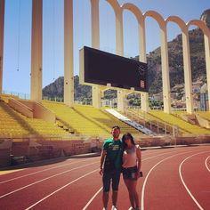 #Fontvieille #Montecarlo #monaco #stadelouisII by alessandra_recca from #Montecarlo #Monaco