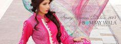 Bombaywala Summer Dresses 2014 For Women 006