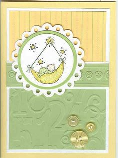 FS368 Brides and Babies by Kathy LeDonne - Cards and Paper Crafts at Splitcoaststampers