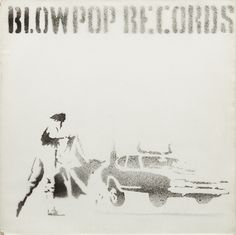 Banksy   Blowpop Records (ca. 1999), Available for Sale   Artsy