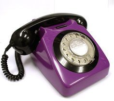 purple phone dial - Google Search