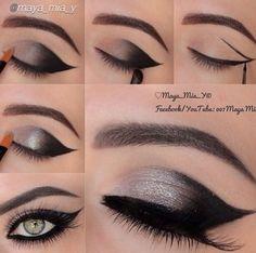 Eye make up OMFG