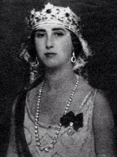 Mother of Doña Cayetana