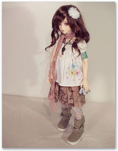 Jasmine: Casual Mori Girl Outfit #1 | Flickr - Photo Sharing!
