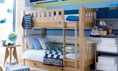 Einfach Zimmer Ideen Kleinkind-Junge