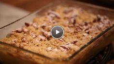 Studentenappeltaart - recept | 24Kitchen Rudolfs Bakery, Dutch Recipes, Cupcake Cookies, Cheesecakes, Amazing Cakes, Banana Bread, Sweet Tooth, Oatmeal, Deserts