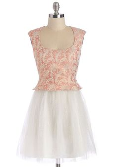 I See Sparkles Fly Dress. Your special someone smiles at you from across the ballroom, and theres only one thing for you to do - spin and step your way over to your sweetie in this fancy fit-and-flare dress! #promNaN