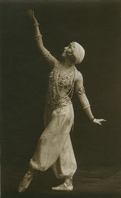 1920's (?) orientalism