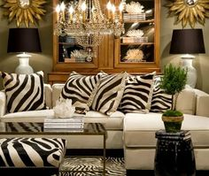 Whitewings Home Decoration: Africans Home Decor and Interior Inspiration