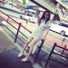 先ほどの足の画像は さいちゃんでーしたっ! That picture is SAIKI !! @saiki_bandmaid Paramore, Rock Bands, Heavy Metal, Maid, High Waisted Skirt, Mini Skirts, Beautiful, Collection, Japanese