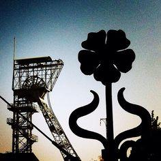 Zeche Zollern  Ruhrgebiet  Dortmund
