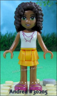 Andrea from LEGO Friends Set #30205