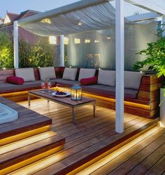 modern deck design images - Google Search