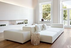13 White Living Room