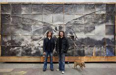 Doug and Mike Starn (Starn Twins)