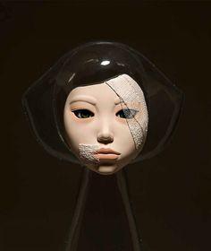 I am Ok par l'artiste coréenne Yu Jin Young - Cahier de Seoul