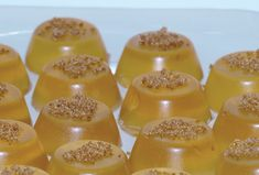 Apple Pie Jelly Shots: 1-¼ cup unsweetened apple juice; ½ cup Apple Pie Liquor; ¼ cup Vanilla Schnapps; 3 packets of Knox Gelatin