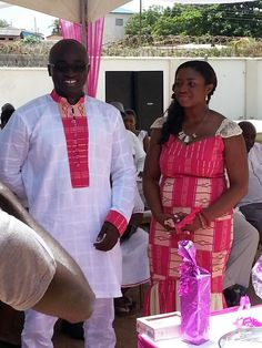 Ghanaian traditional engagement