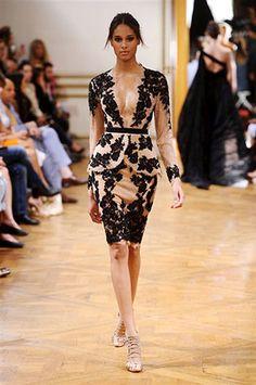 Zuhair Murad Couture Fall/Winter 2013-2014 Collection  #eveningdresses #couturefashion #hautecouture