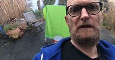 A semi-serious video about use of a green screen to augment outdoor footage when back home.