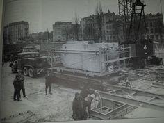 Grundsteinlegung auf dem Vögenteichplatz im Jahre 1969