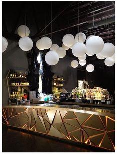 Lounge Design, Bar Lounge, Design Hotel, Hookah Lounge, Lounge Ideas, Restaurant Design, Deco Restaurant, Restaurant Ideas, Restaurant Lighting