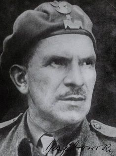 Major General Stanisław Sosabowski Commander 1st Independent Polish Parachute Brigade