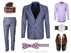 Men Style: Wedding Guest