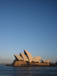 Completed in 1973 in Sydney, Australia. There are few buildings as famous as the Sydney Opera House in Sydney, Australia. Arguably considered the eighth wonder of the world, the opera house. Jorn Utzon, Australia Travel, Sydney Australia, Wonders Of The World, Modern Architecture, Opera House, Around The Worlds, City, Gallery