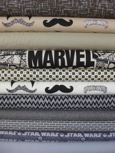 awesome fabric site.  I need that marvel fabric